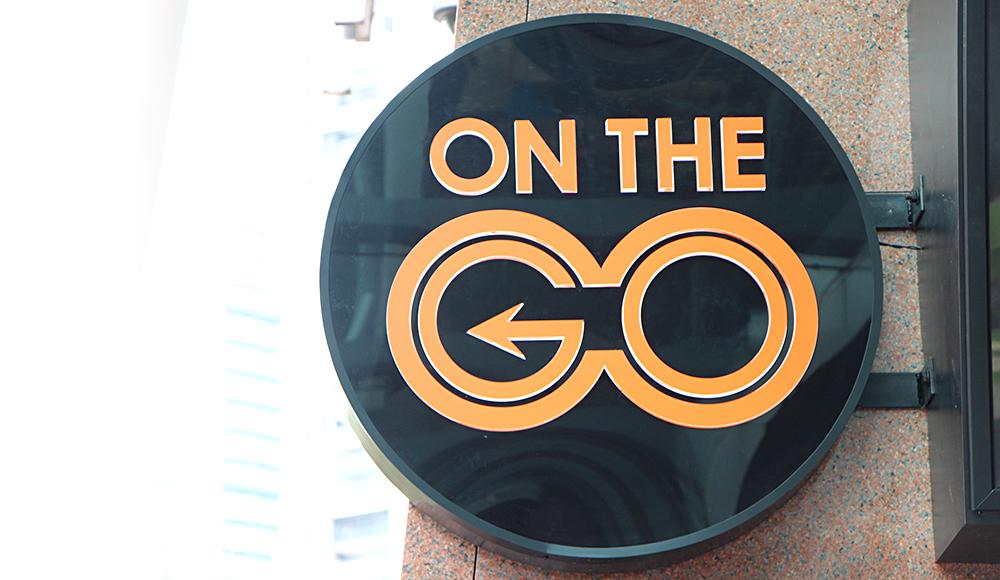 Branding design for On the Go