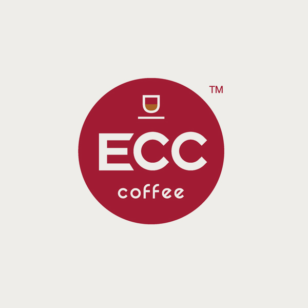 Logo design for ECC Coffee