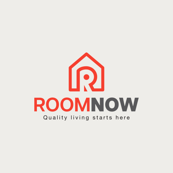 Logo design for Room Now