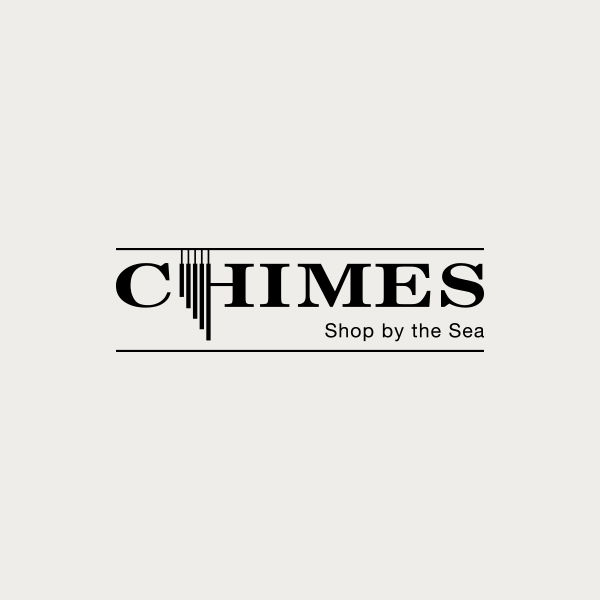 Logo design for Chimes shop by the sea