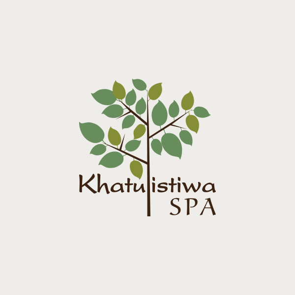 Logo design for Khatulistiwa Spa