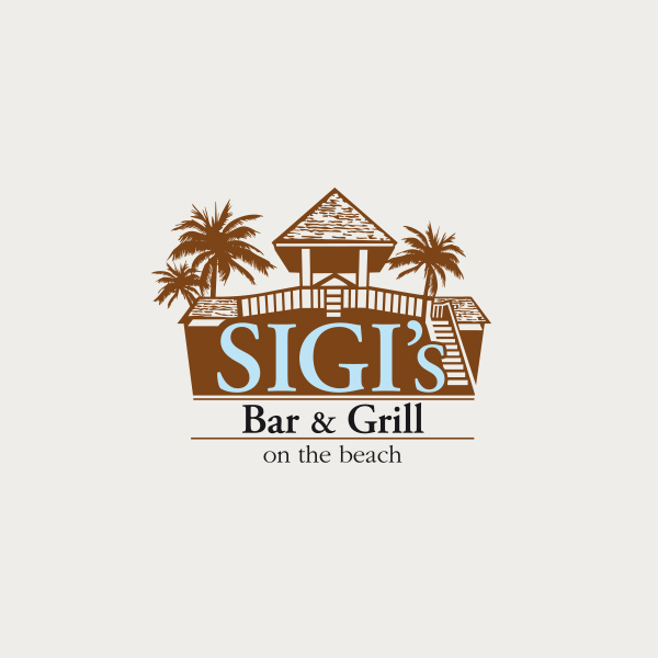 Logo design for Sigi's by the Sea
