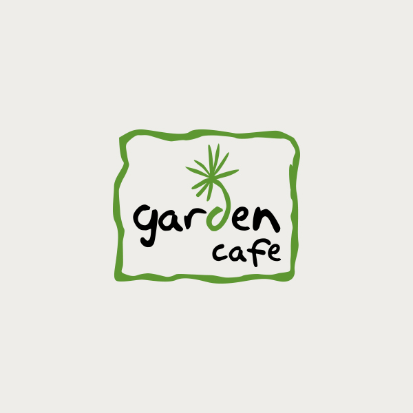 Logo design for Garden Cafe