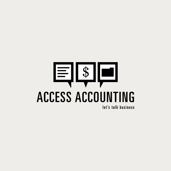 Logo design for Access Accounting