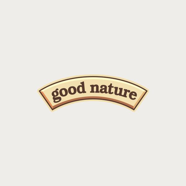 Logo design for Good Nature